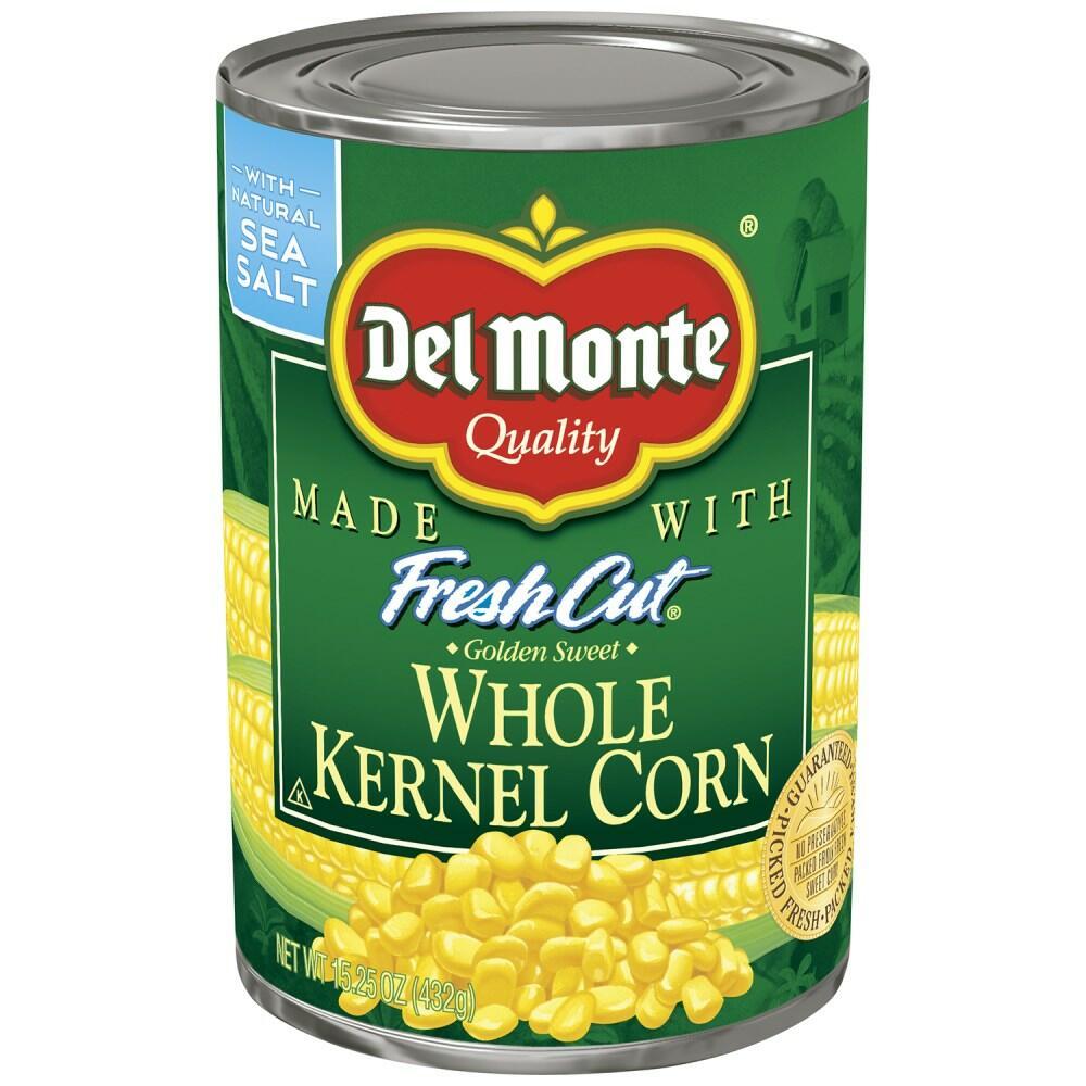 Del Monte Foods recalls canned Fiesta Corn — CONSUMER ALERT