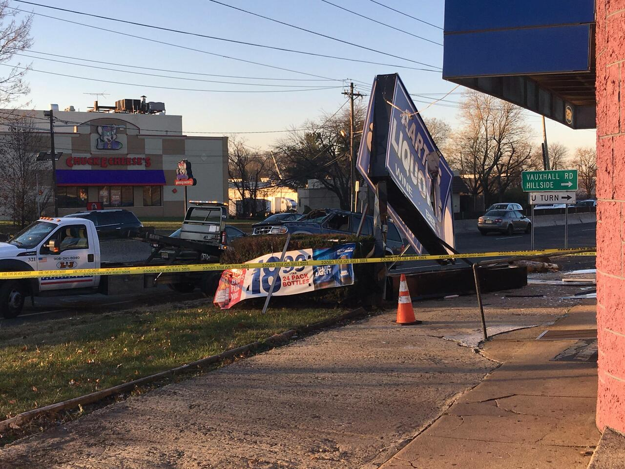 Injuries Reported in Route 22 Crash in Union | rlsmedia com