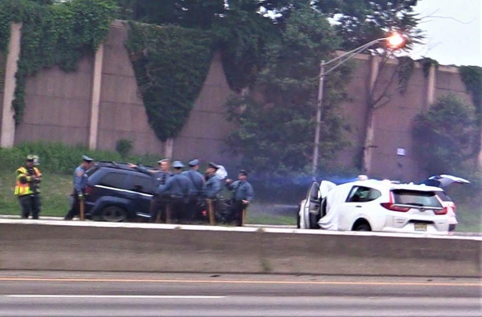 Deadly Early Morning I-80 Car Crash Under Investigation in