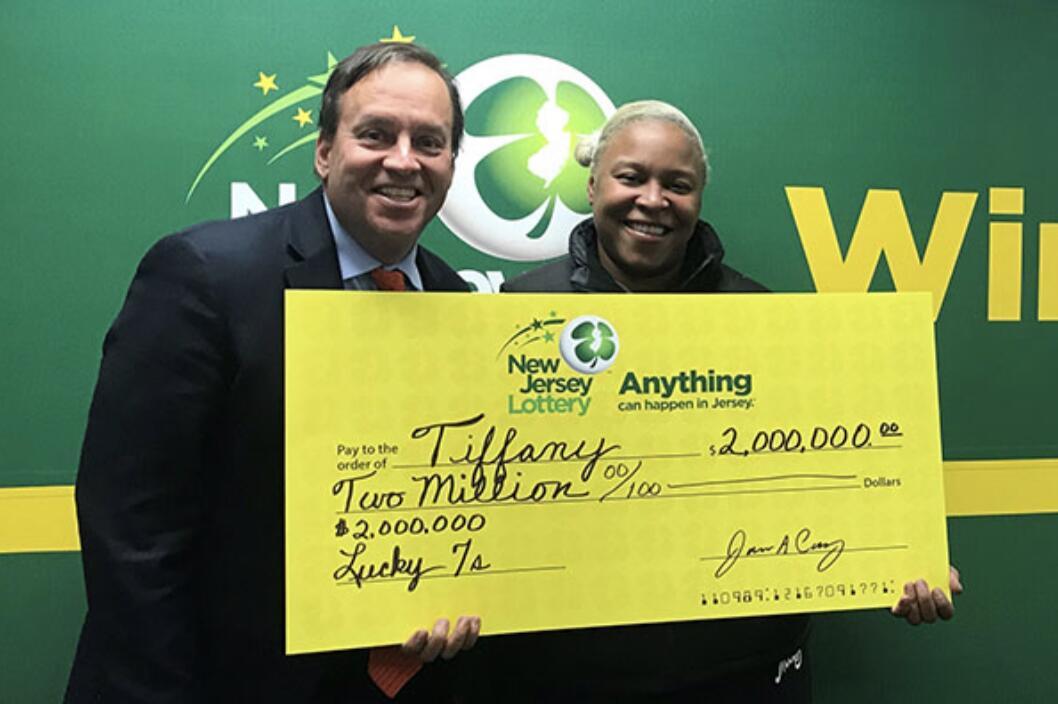 Trenton Woman Wins $2M on Lottery Scratch-Off Ticket | rlsmedia com