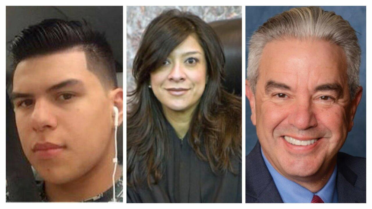 Judge Salas: 'We are living every parent's worst nightmare'