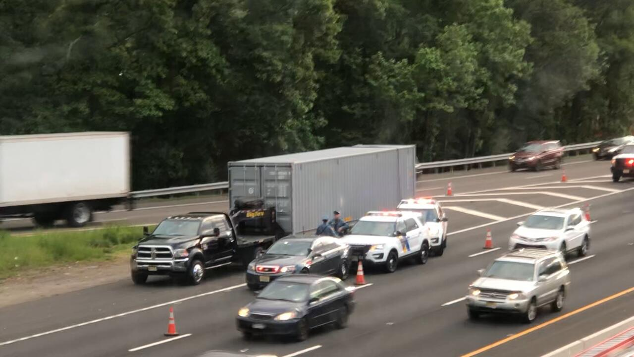Rt 21 Accident Nj