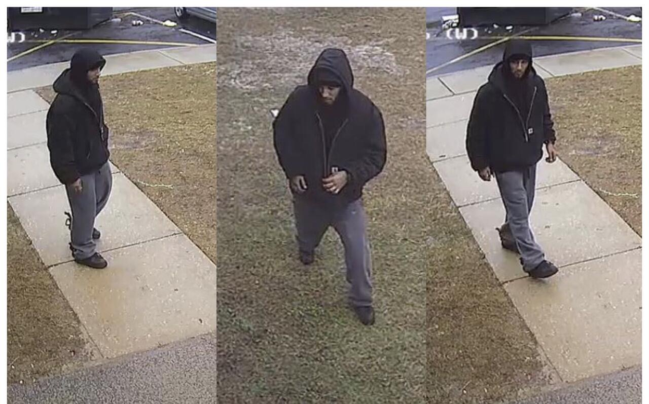 Police Release Images of Lindenwold Armed Robbery Suspect