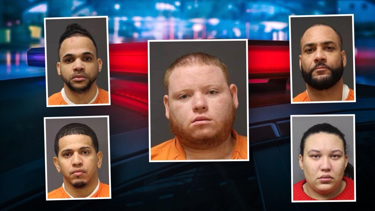 Five Arrested In Bergen County Narcotics Raid Rlsmedia Com