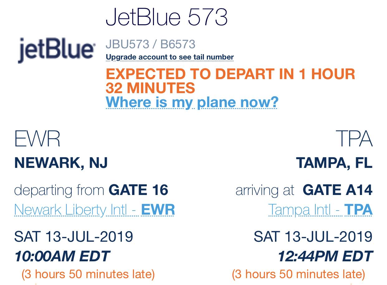 JetBlue flight evacuated at Newark airport after suspicious item reported, officials say