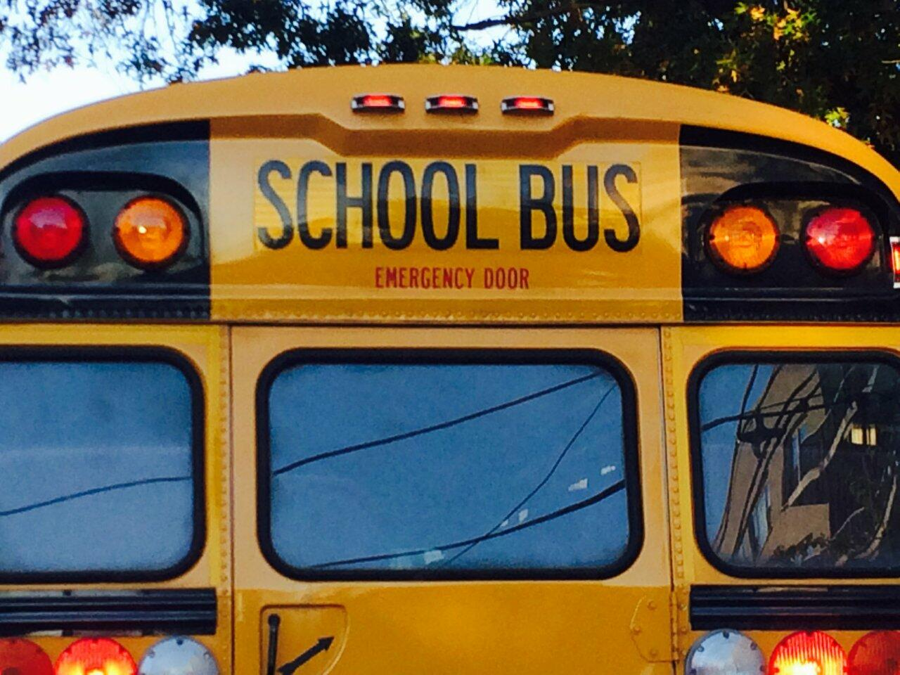 New Brunswick School Bus Driver Charged with Leaving Special