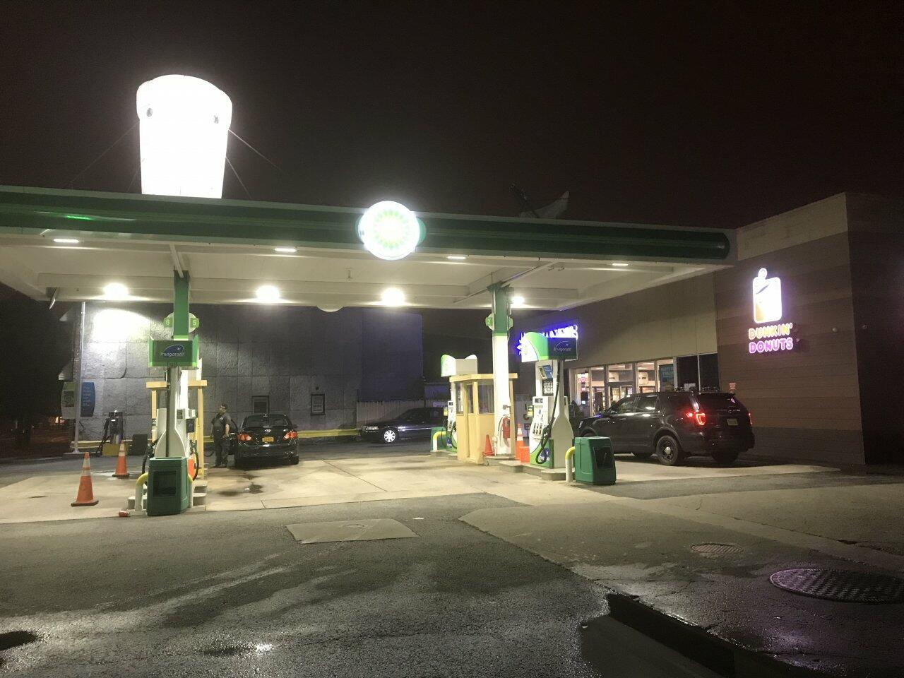 UPDATE: Search Continues for Suspect Responsible for BP Gas