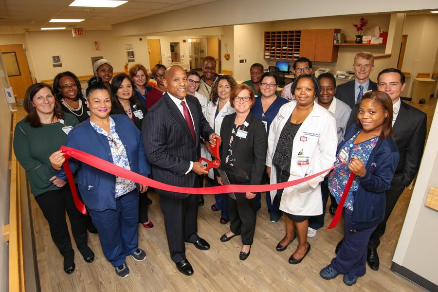 Newark Beth Israel Hospital Opens New, Improved Maternity