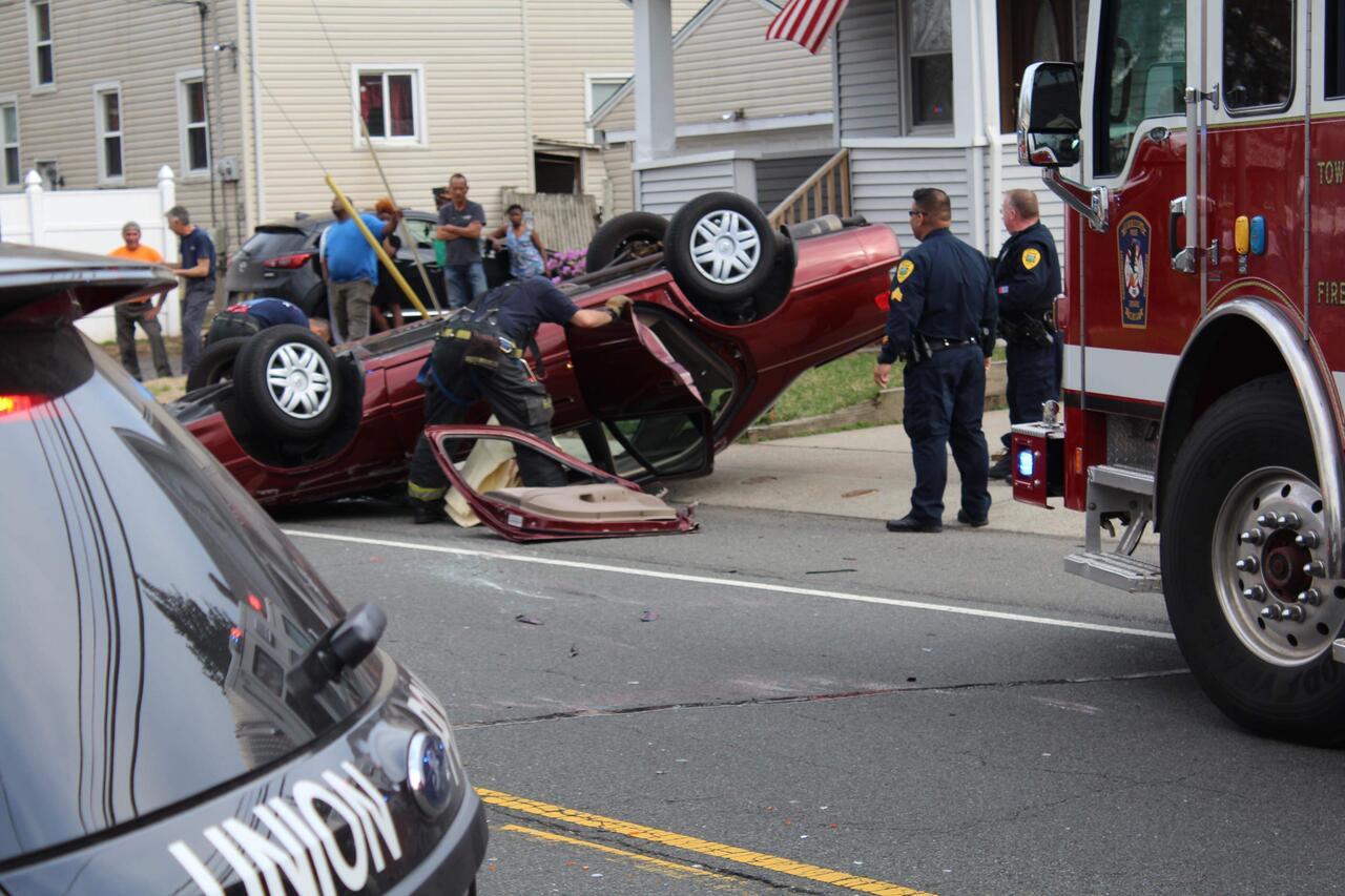DEVELOPING UNION NJ: Union Car Crash Injures One Victim   rlsmedia com