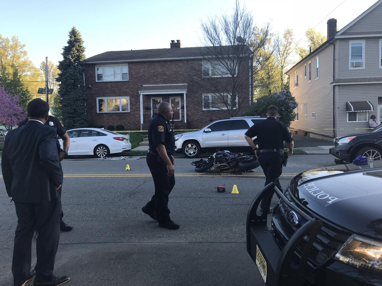 Breaking Linden Fatality Reported In Linden Motorcycle Crash
