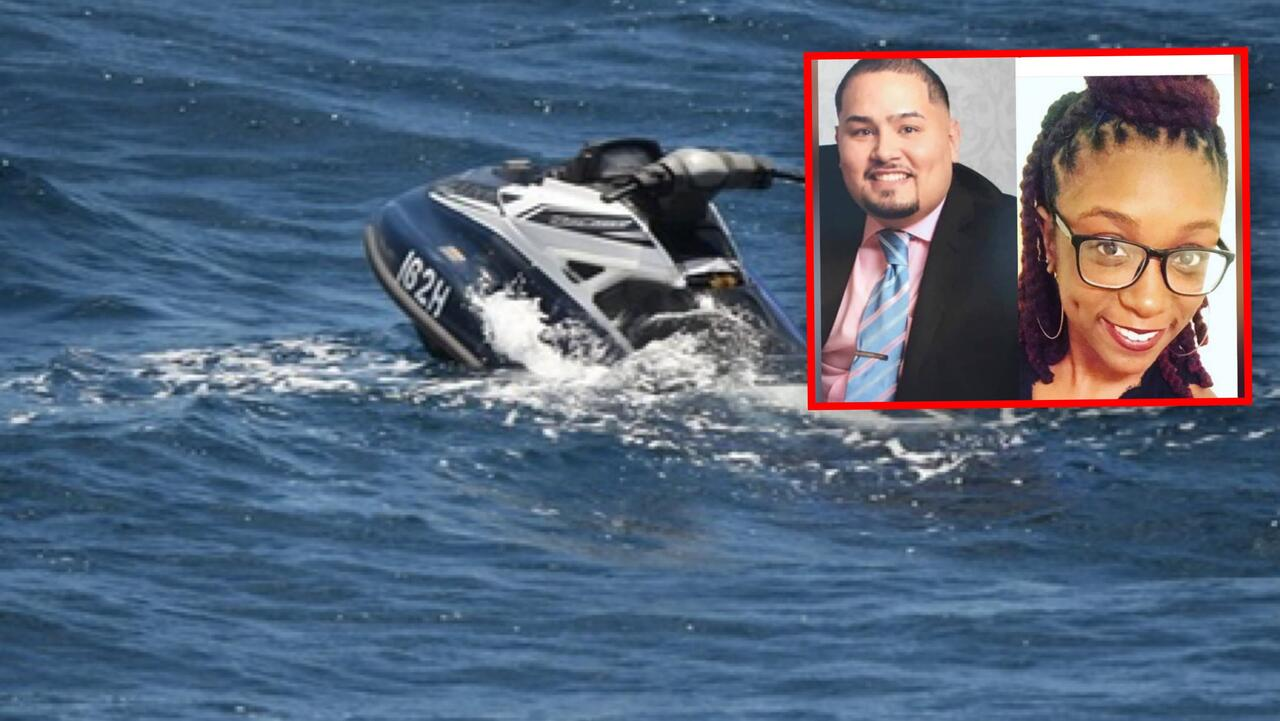 Jet Ski Rented By Americans Missing At Sea In Barbados Recovered