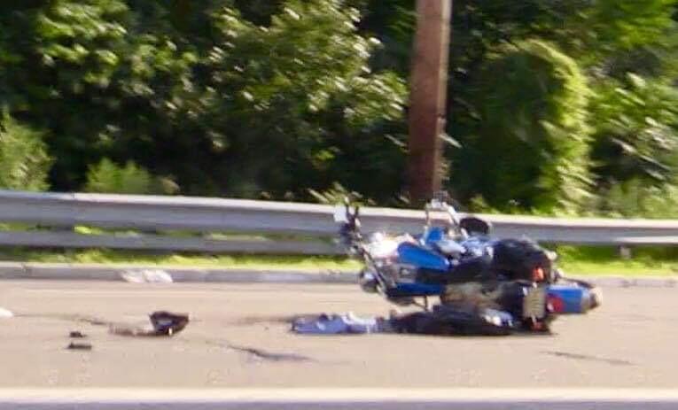 DEVELOPING CLIFTON: Motorcycle Crash Shuts Down NJ-3 in