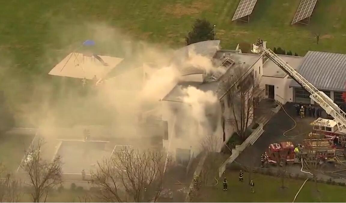 Family Found Dead in NJ Mansion Fire Were Stabbed, Shot Before