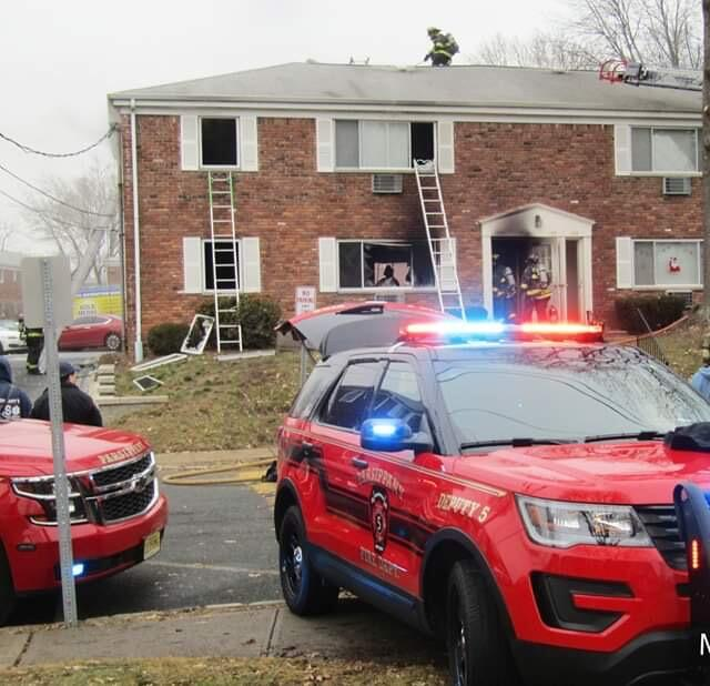 DEVELOPING: Parsippany-Troy Hills Fatal Apartment Fire