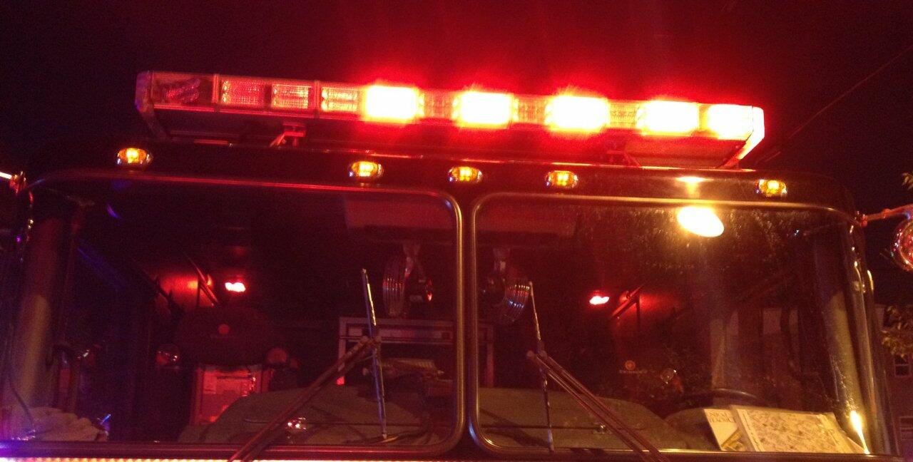 Overnight Building Fire Under Investigation in Jersey City