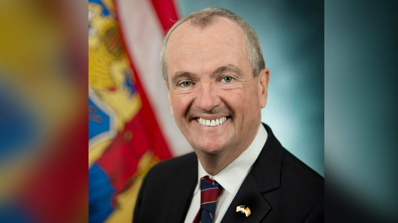Governor murphy twitter page