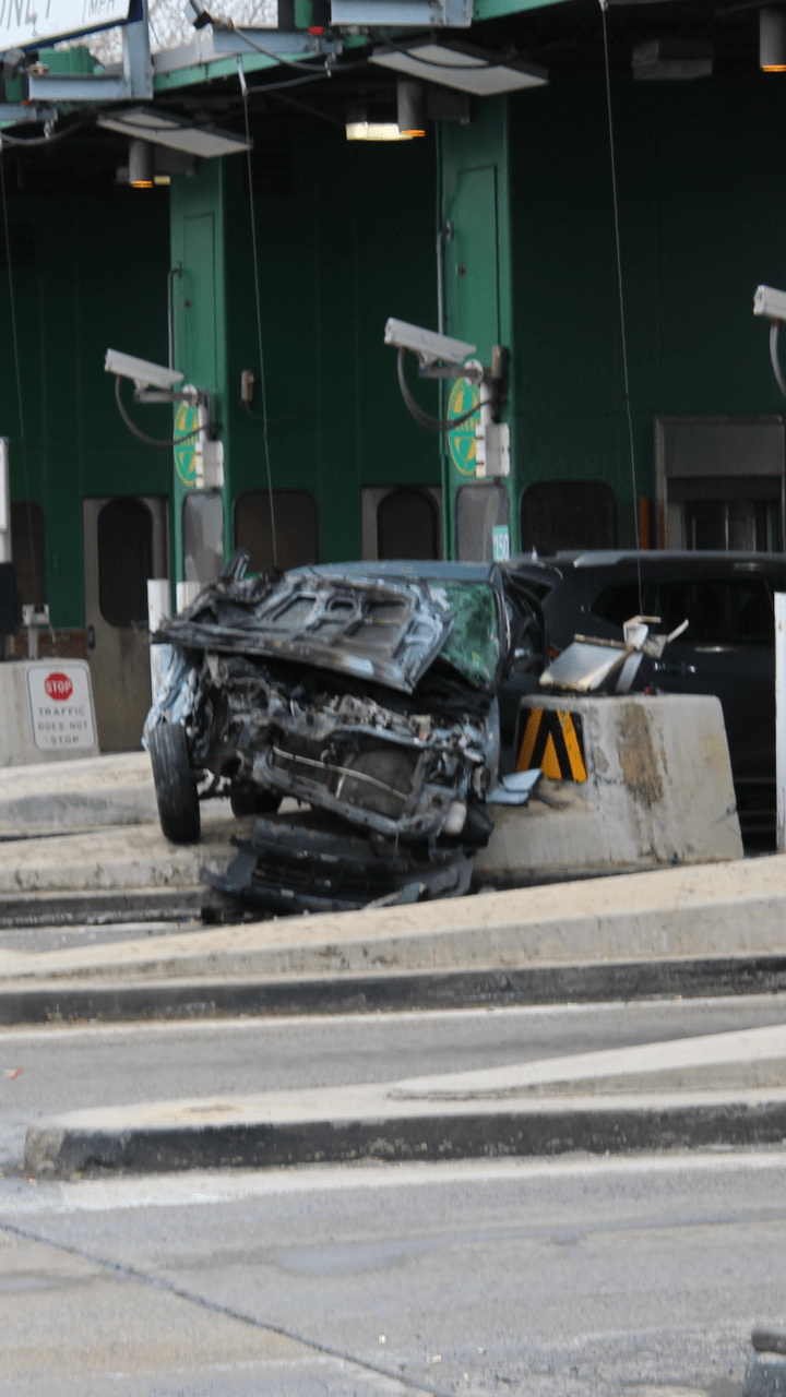 BREAKING UNION NJ: Garden State Parkway Crash Ends In Fatal Injuries