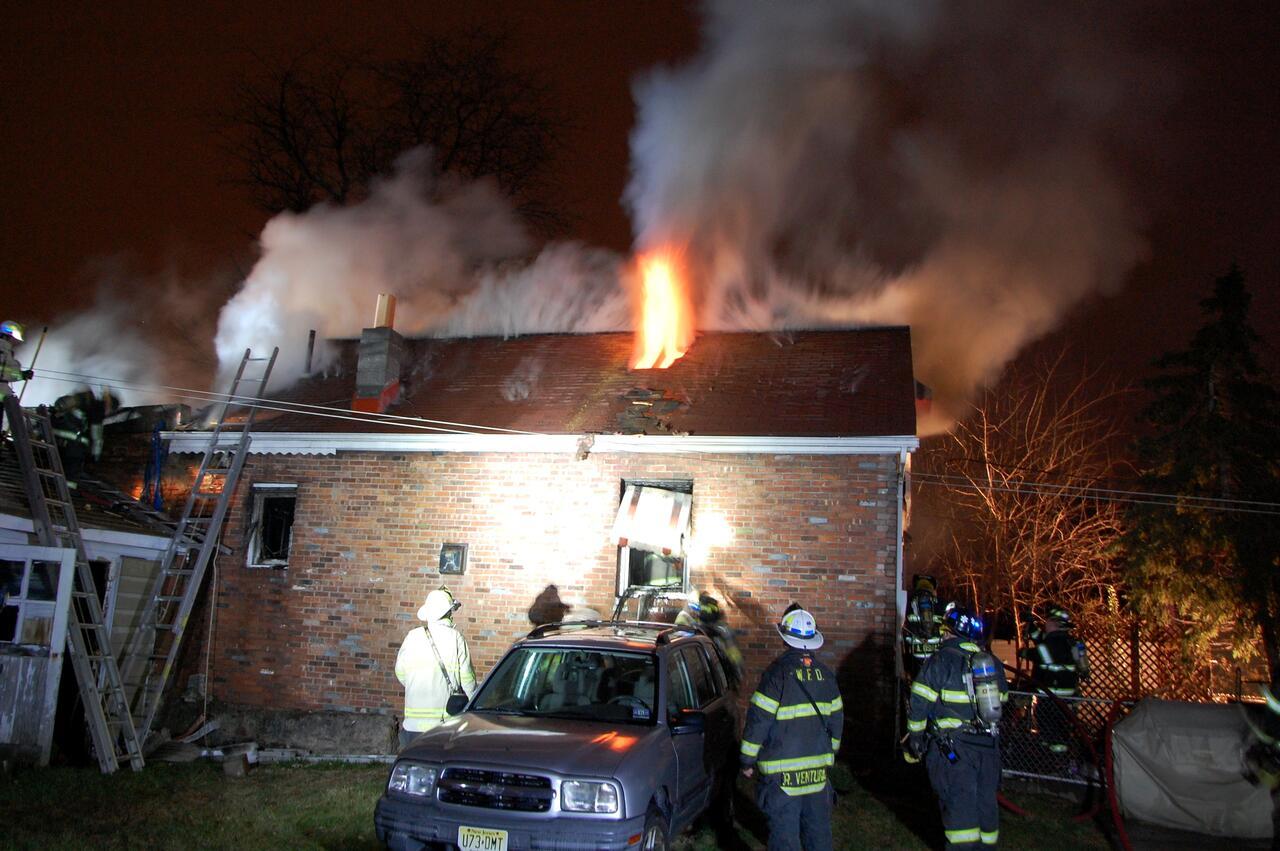 Hoarding Conditions Hamper Firefighters Progress In Garfield Two Alarm House Fire Rlsmedia Com