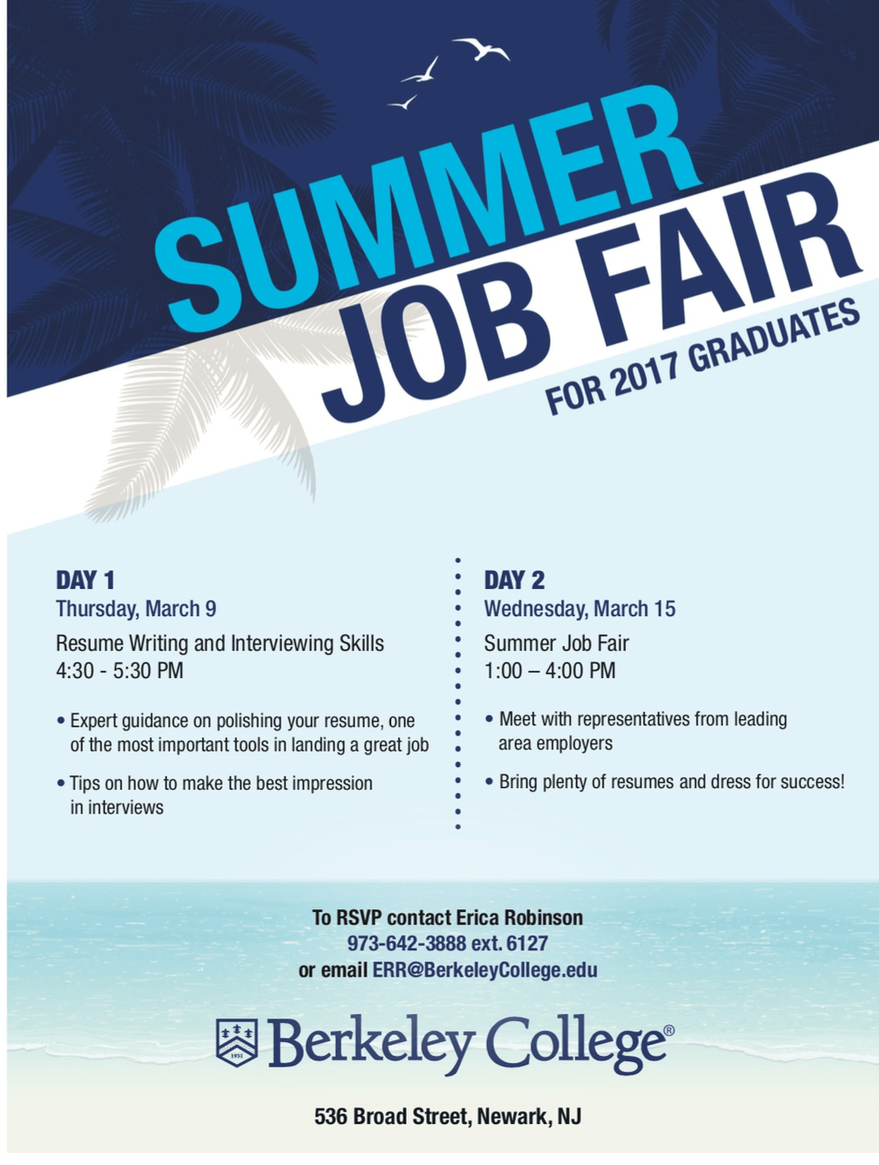 Excellent Summer Job Fair Coming To Newark Rlsmedia Com Beutiful Home Inspiration Aditmahrainfo