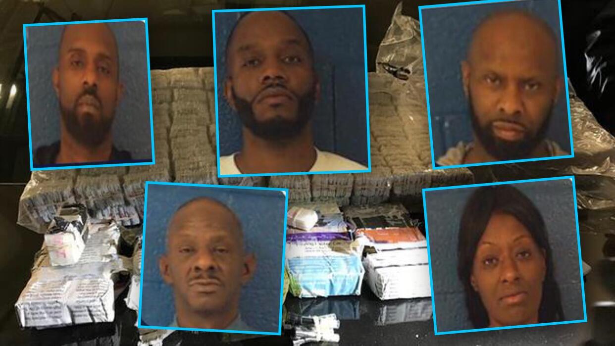 North Carolina Traffic Stop Yields 14K Bags of Heroin