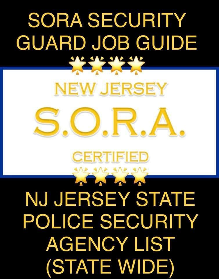 Security Jobs In Nj >> Updated Essex County Sora Security Guard Employment Guide