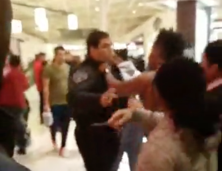 Security Guard Attacked After Dispute Breaks Out At The Mills At Jersey Gardens Mall In