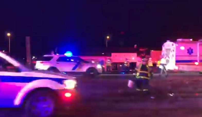 UPDATE: One Dead, Twenty Hurt in I-80 Bus Crash in