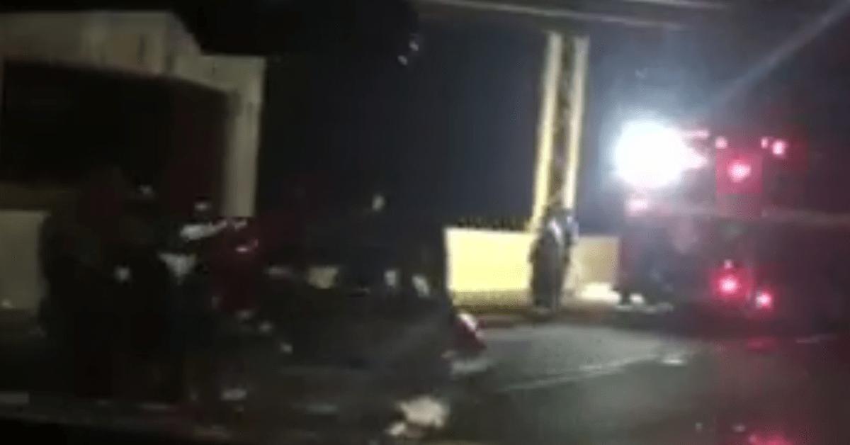 Car Crash In Orqnge Nj
